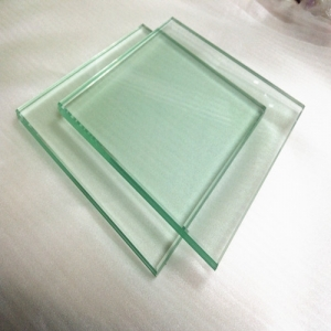 Cheap price 11.52mm 554 heat soaked test tempered laminated safety glass
