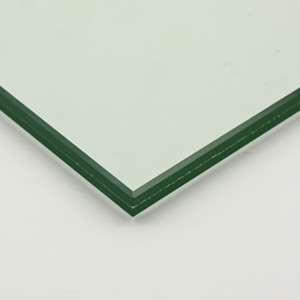 China 10.38mm jumbo size laminated glass supplier,high quality 551 clear PVB laminated glass