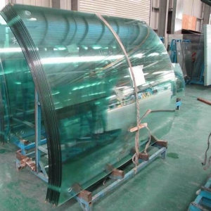 China 8mm Curved Tempered Glass Manufacturer 8mm Safety
