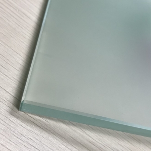 15mm Frosted Tempered Glass Panels 15mm Acid Etched