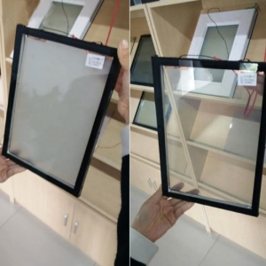 China high quality Building Electric PDLC Intelligent magic switchable insulated privacy smart Insulating glass suppliers