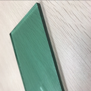 China hot sale 1/3 inch 8mm F-green color tinted float glass price