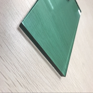8mm F Green Color Glass Price 1 3 Inch Green Tinted Glass