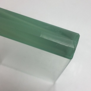 China manufacturer 19+2.28mm+19mm hurricane proof SGP tempered laminated security glass price