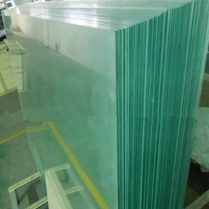 China manufacturer cut into size wholesale 4mm anti-reflective glass