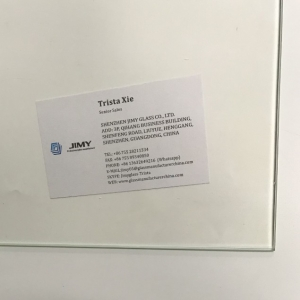 China museum glass manufacturer 3mm anti reflective photo frame glass price