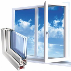 Different types soundproof and energy efficient insulated glass panels for windows