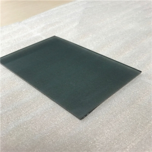 Excellent  quality 5.5mm dark grey tinted glass price,  Heat proof 5.5mm dark grey tinted glass company
