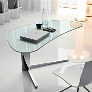 Factory price 6mm tempered toughened glass table top company in China