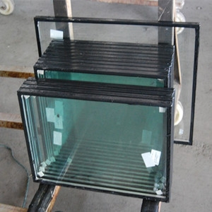 10mm 12a 10mm Tempered Insulated Glass Curved Low E Ig