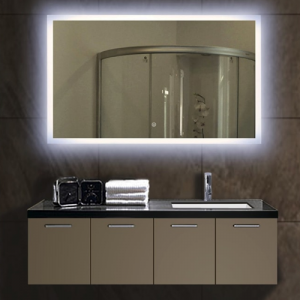 Good Quality 5mm 6mm Hotel LED Light Backlit Illuminated Bathroom Mirror Manufacturer