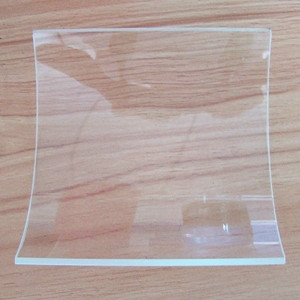 Grade A Quality 12mm Curved Tempered Low Iron Glass Manufacturer in China