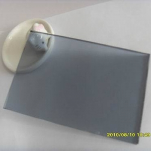 Grade A quality 5mm Euro grey float glass, China light grey float glass, China tinted grey glass supplier