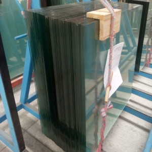 Half tempered glass suppliers,  heat strengthened glass price, semi-tempered glass factory China