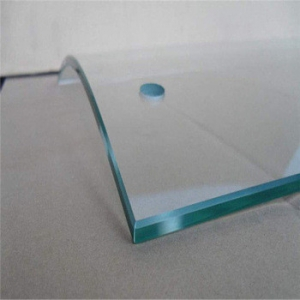 Safety 12mm curved tempered glass manufacturer,China 12mm curved toughened glass for balustrade