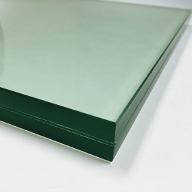 China 21.52mm Clear Tempered Laminated Glass Supplier China factory