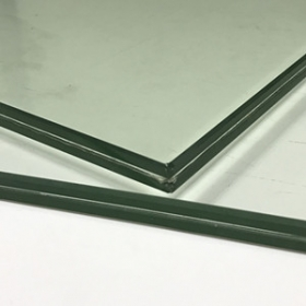 China 663 annealed or tempered clear laminated glass 13.14mm suppliers factory