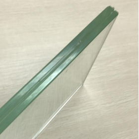 China 884 low iron toughened laminated glass company,17.52mm tempered laminated glass wholesale factory