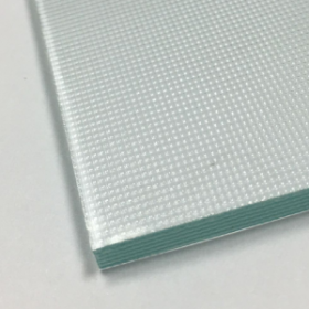 China China 4mm clear Mistlite pattern glass manufacturer,good quality rolled Mistlite pattern glass factory