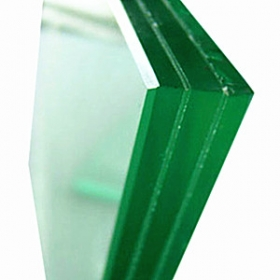 China China glass floor factory supply 6+6+6mm tempered laminated glass factory
