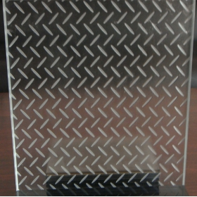 China China high quality 8+8+8mm safety tempered laminated non-slip floor glass manufacturers factory