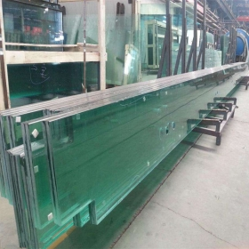 China China high quality super large jumbo size tempered glass supplier factory