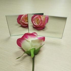 China China mirror glass factory,good quality 5mm aluminium mirror,low price 5mm aluminium mirror sheet factory