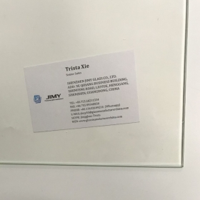 China China museum glass manufacturer 3mm anti reflective photo frame glass price factory