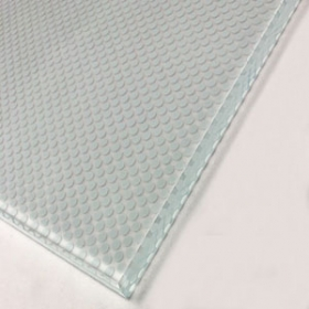 China China silk screen tempered glass manufacturer,12mm silk screen tempered glass for curtain wall factory