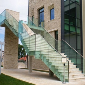 China China supplier 12mm tempered glass for door balustrade factory