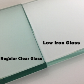 China Competitive price 15mm Starphire ultra clear low iron float glass China factory and exporter factory