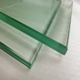 China Customized laminated glass PVB and EVA, security toughened laminated glass panel,laminated tempered PVB/EVA glass for indoor and outdoor.   factory