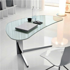 China Factory price 6mm tempered toughened glass table top company in China factory