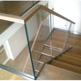 China Factory supplied CE quality 8.76 tempered laminated glass sales for balcony railing designs factory