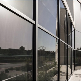China Good price 10+12a+10mm safety toughened insulated glass curtain wall factory