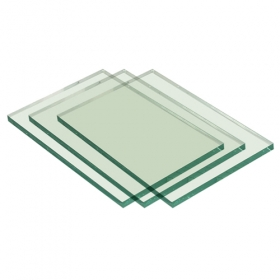 China Good quality low cost 5.5mm transparent colorless float glass supplier factory