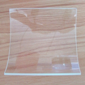China Grade A Quality 12mm Curved Tempered Low Iron Glass Manufacturer in China factory