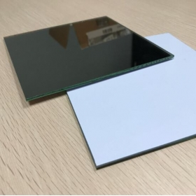 High quality 3mm safety backed mirrors manufacturer china