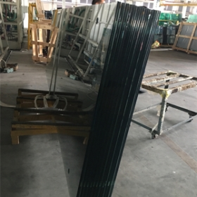 China High safety tempered laminated glass facade storefront, mall laminated glass facade, shopping mall glass facade factory