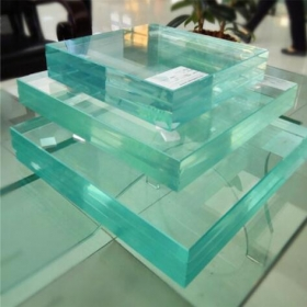 China Hurricane Impact-resistant Glass 27.04mm 33.04mm 41.04mm SGP Laminated Glass factory