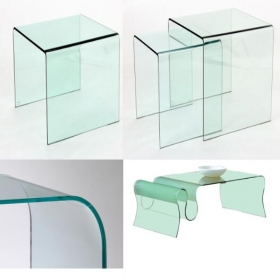 China high quality 6mm curved glass display,6mm curved glass manufacturers price factory