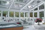 This is the real sun room!