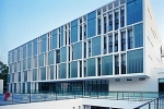 Shenzhen University Library used U profile channel glass curtain wall