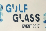 JIMY glass participate in Gulf Glass/Gulfsol 2017(Dubai)
