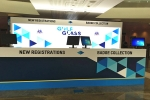 The first day of Gulf Glass/Gulfsol 2017(Dubai)