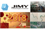 2018 Chinese New Year Holiday Notice from JIMYGLASS Company