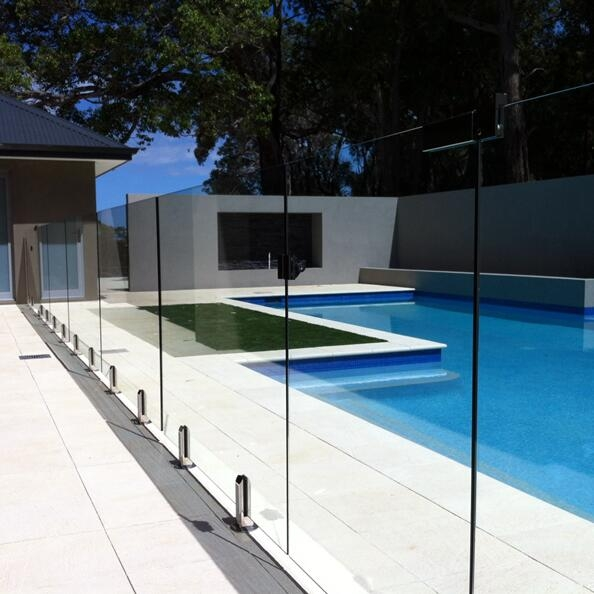 Mm Pool Fencing Glass Panels