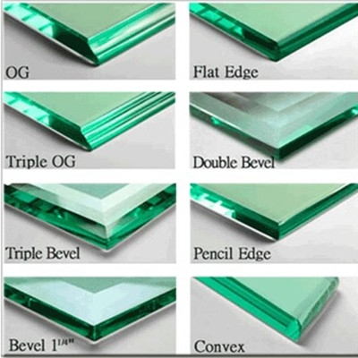 tempered glass table top China table top glass supplier, 1/2 round table top glass, 12mm  tempered glass table top
