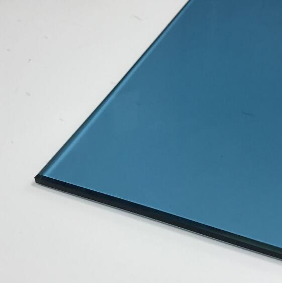 Light Blue Tempered Glass 5mm Price 5mm Ford Blue