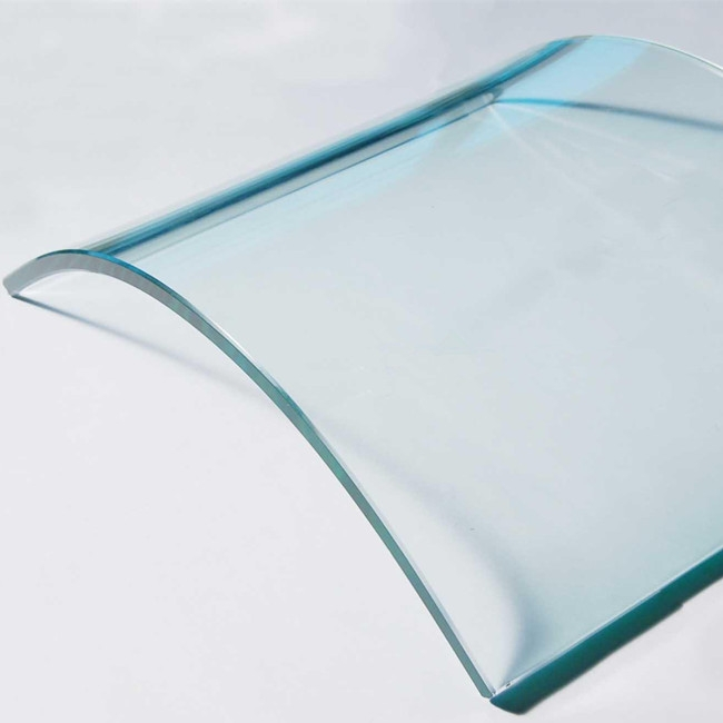 Mm Blue Toughened Glass
